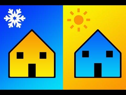 Тест на теплоемкость эковаты и минеральной ваты. Что лучше ?