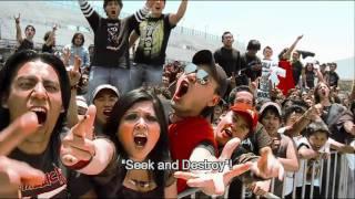 Metallica Intro Creeping Death - En Vivo Ciudad de Mexico 2009 - HD.mp3