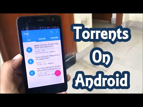 How to Use Torrents On Your Android...