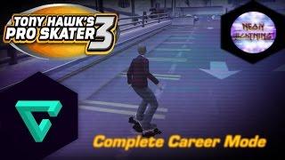 Tony Hawk Pro Skater 3 | Complete Career Mode