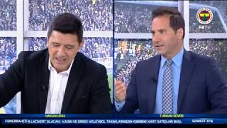 Serbest Atış: Max Kruse, Isla, Taraftar, Fenerbahçe - Galatasaray