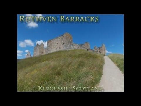 Spirits: Ruthven Barracks
