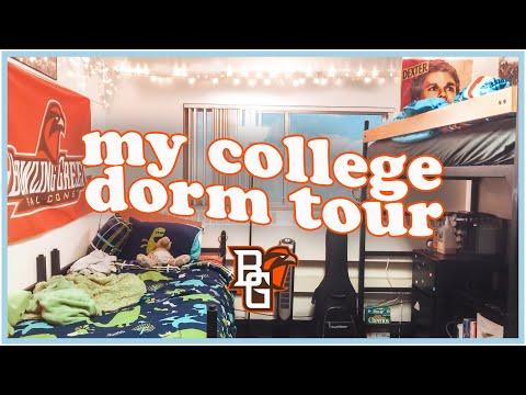 BGSU DORM TOUR | Emily Yamsek