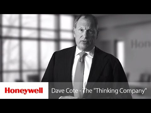 """Honeywell Dave Cote - The """"Thinking Company"""" 