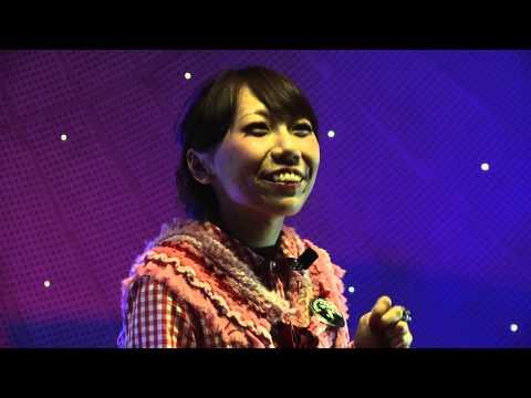 kawaiiの感覚を信じる   suntsumagari   TEDxKagoshimaUniversity