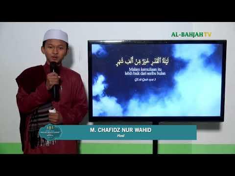 Berdamai Dengan Saudara   Tafakkur & Munajat Lailatul Qadar(7)   Buya Yahya   26 Ramadhan 1441 H