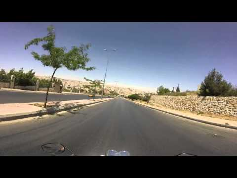 Harley Davidson Fat Bob Ride Amman Jordan