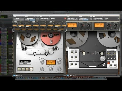 5-Minute UAD Tips: Magnetic Tape Plug-In Bundle