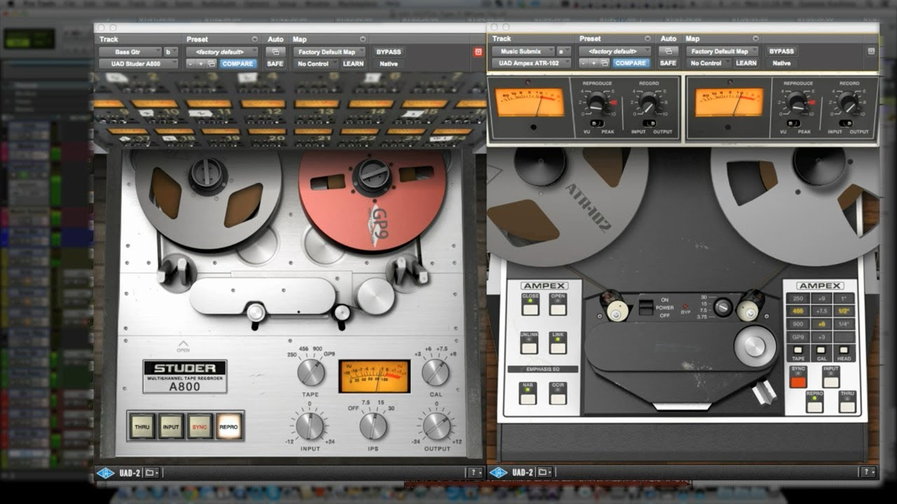 5 minute uad tips magnetic tape plug in bundle youtube stopboris Image collections