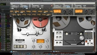 5-Minute UAD Tips: Magnetic Tape Plug-In Bundle