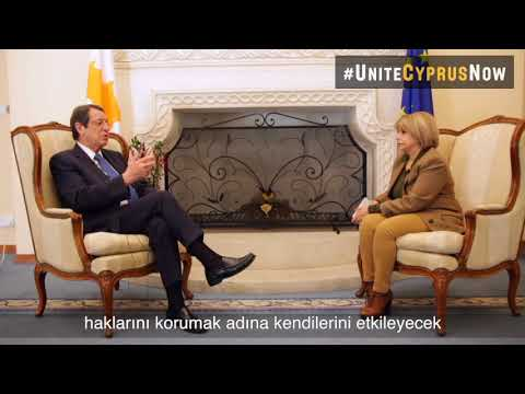 UCN Interview with President Nicos Anastasiades, DISY-supported Presidential Candidate