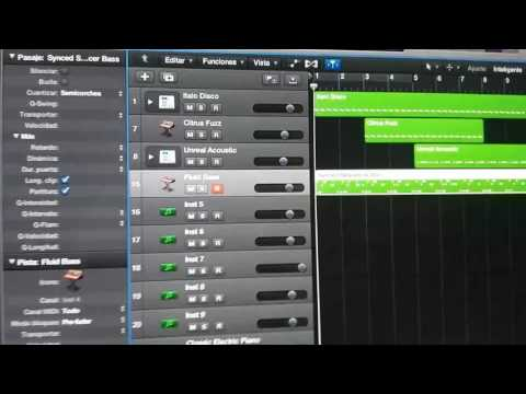 DrumBrute with Logic Pro X