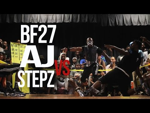 AJ vs Steptz | BattleFest 27