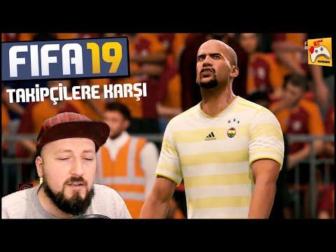 KIRMIZI KEP TAKİPÇİLERİNE KARŞI FIFA! ⚽ #2 Furkan Eker'e Karşı Çok Zor Maç!