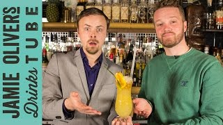 Fog Cutter Cocktail | Ashens & Rich Hunt