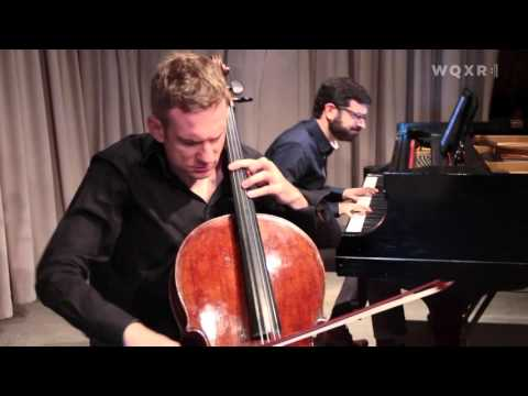 Johannes Moser and Michael Brown Play Brahms' Cello Sonata No. 1