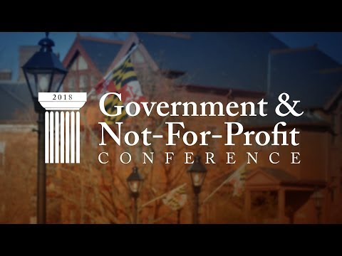 Government & Not For Profit Conference