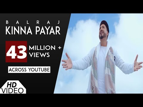 Kinna Payar (Full Song) | Balraj | G Guri | Singh Jeet | Punjabi Song 2017 | Analog Records