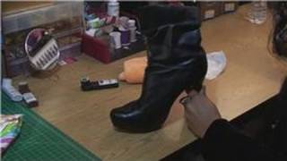 Shoe Tips : How to Shine Black Shoes