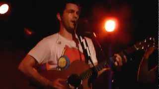 Andy Grammer - Build Me A Girl - Brighton Music Hall 2/11/12