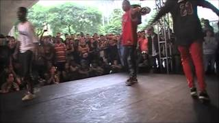 SEMANA DO HIPHOP SP- BRAZIL SAMPA MASTERS VS INTRUSOS