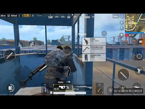PUBG MOBILE GAME PLAY I HOPE YOU ENJOY DON'T FORGET TO SUBSCRIBE 😎
