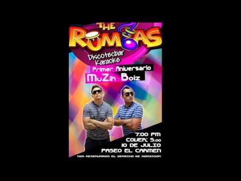MuZikBoiz Cuña Radial Primer Aniversario de The Rumbas Discotec Bar y Karaoke 2015