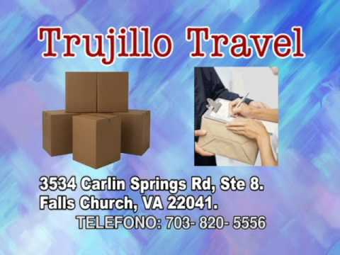 Pantalla Trujillo Travel