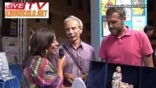 Giovanni Storti Vince il Premio Bancarella Sport 2014 (ILBINOCOLONET)HD