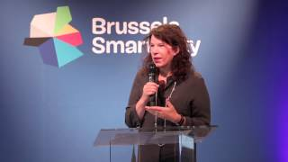 Brussels smart city summit General Atmosphere