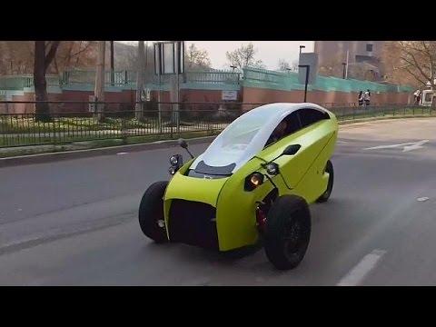 يورو نيوز: سوكي، أول سيارة كهربائية تشيلية - hi-tech