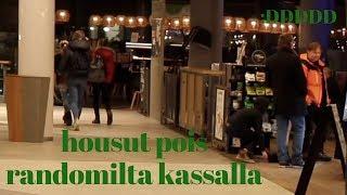 PRÄNKÄTTIIN IHMISIÄ OSTARILLA!! ft, daniel okas & pikku ukko