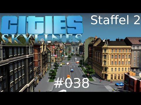 Let's Play Cities: Skylines [Europa] #038 Längst Überfällig (Deutsch/German)