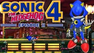 Sonic The Hedgehog 4 (PC) - Metal Sonic