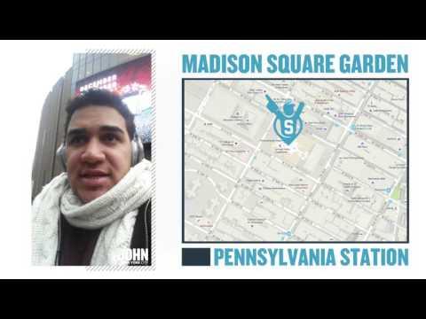 Transport tips to Madison Square Garden- Penn Station