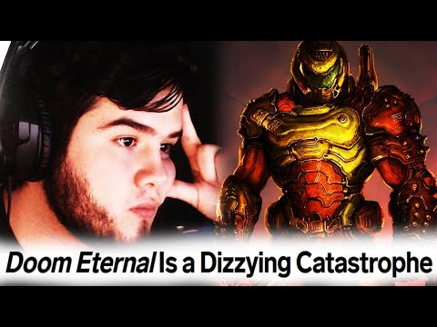 WIRED's Awful Doom Eternal Review