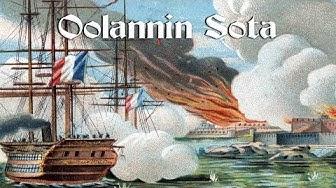 Oolanin sota [Finnish Crimean war song] [English and Finnish lyrics]