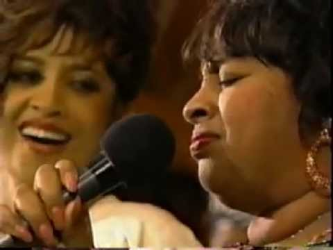 """The Clark Sisters""""Jesus Is A Love Song!"""""""