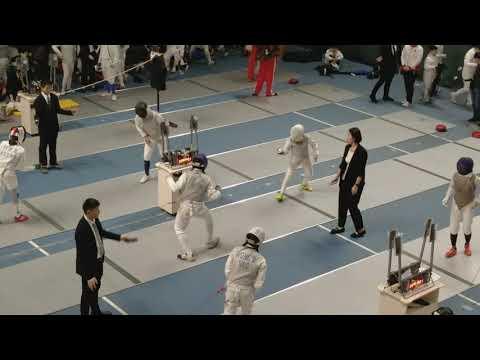 Andres Pak, Beijing-HongKong Tournament, Absolute Fencing Club, 31 December 2017, Part I