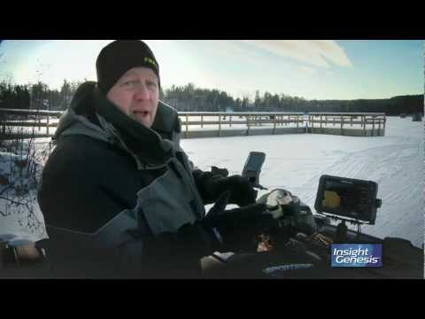Insight Genesis Ice-Fishing Advantages