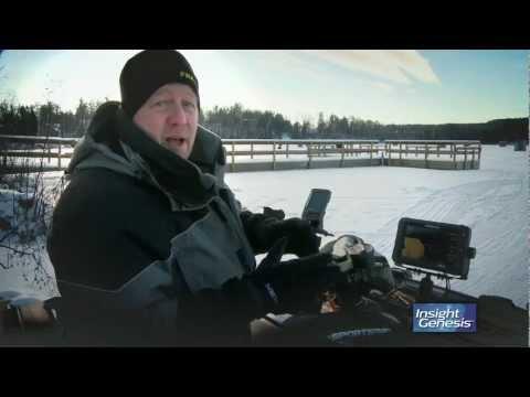 Insight Genesis Ice-Fishing Advantages