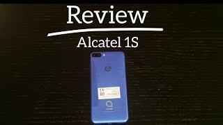 review : Alcatel 1S (2019)