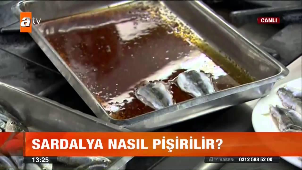 Izgara Sardalya Videosu