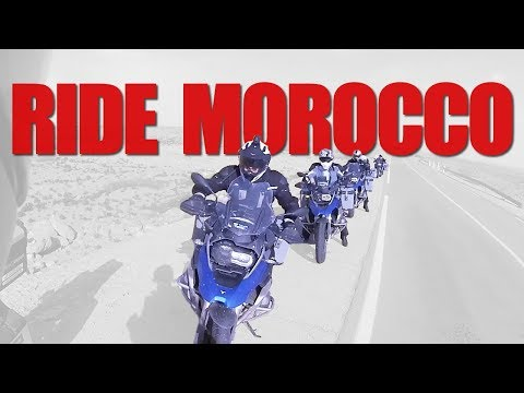 Motorcycle Adventure Morocco - Part 2 2018
