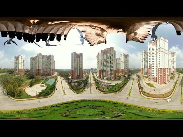 Prestige Lakeside Habitat | 360° View | Apartments in Whitefield – Sarjapur Road