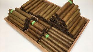 Обзор Кубинские сигары №3. Tony Alvarez Connecticut. Cigars Cuban.