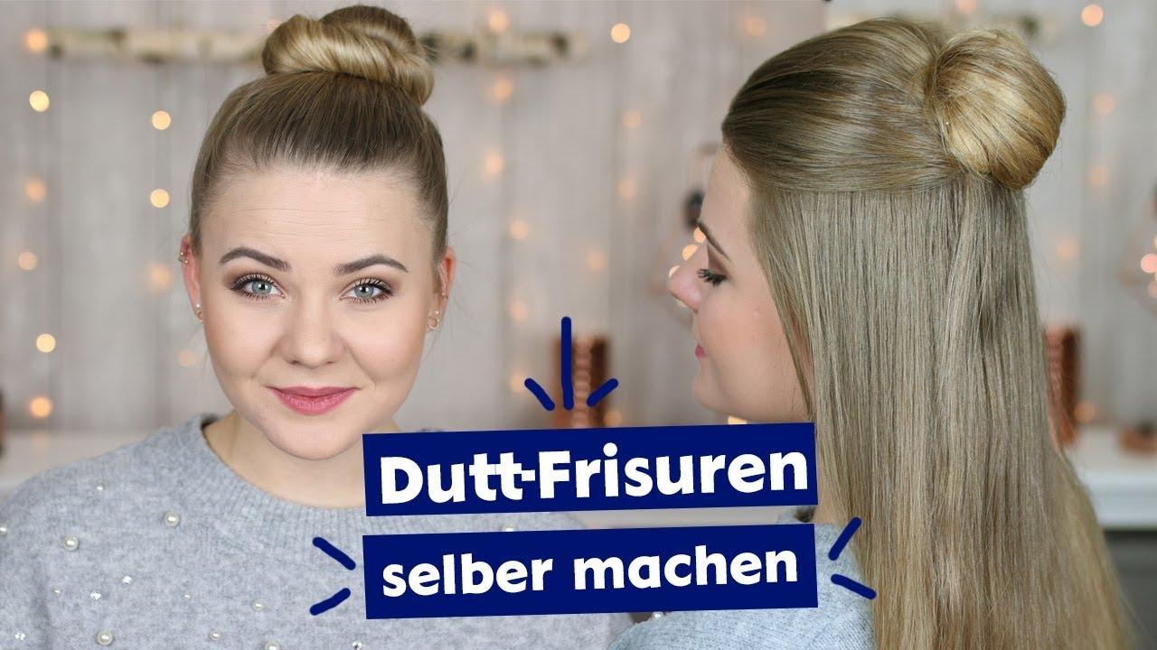 Dutt Frisuren Selber Machen Varianten Tipps I Dominokati