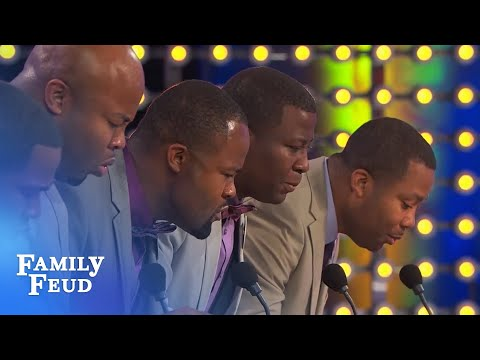 The Wardlaws sing an amazing encore! | Family Feud