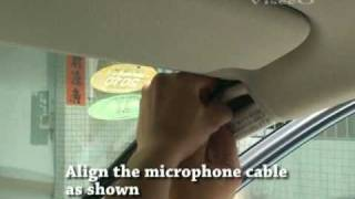 Bluetooth handsfree car kit so…