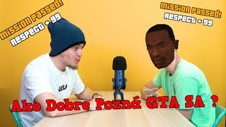 GTA San Andreas Kvíz w/ Selassie Johnson